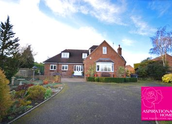 Thumbnail 3 bed detached house for sale in Rotton Row, Raunds