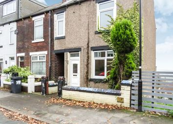 Thumbnail 3 bed end terrace house for sale in Clement Street, Rotherham