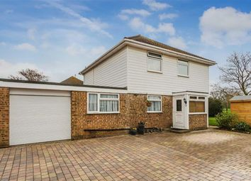 Thumbnail 3 bed link-detached house for sale in Roseacre, Hurst Green, Surrey