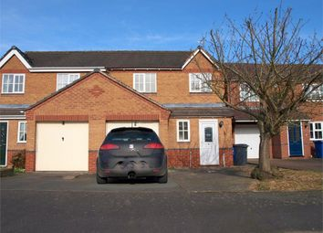 Thumbnail 3 bed semi-detached house for sale in Woosnam Close, Branston, Burton-On-Trent, Staffordshire