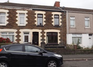 Thumbnail 3 bed terraced house for sale in Mansel Street, Port Talbot, Neath Port Talbot.