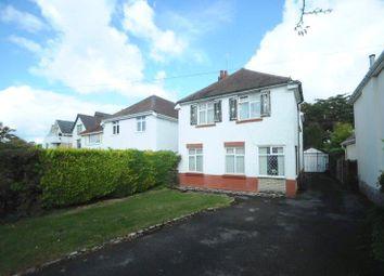 Thumbnail 3 bed detached house for sale in Sandbanks Road, Lilliput, Poole, Dorset