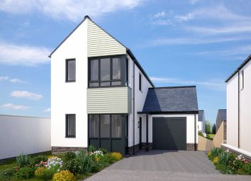 Thumbnail 4 bedroom detached house for sale in The Thatcher, Fusion, Paignton