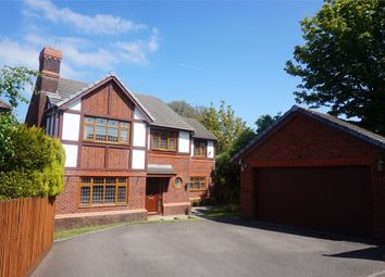 Thumbnail 5 bed detached house for sale in Tir-Berllan, Oakdale, Blackwood, Caerphilly