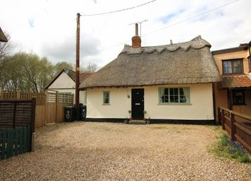 Thumbnail 2 bed detached house for sale in Beaumont Hill, Dunmow, Essex