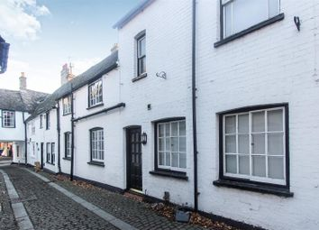 Thumbnail 1 bed terraced house for sale in Royal Oak Passage, High Street, Huntingdon