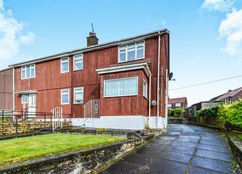 Thumbnail 3 bed semi-detached house for sale in Cook Road, Balloch, Alexandria