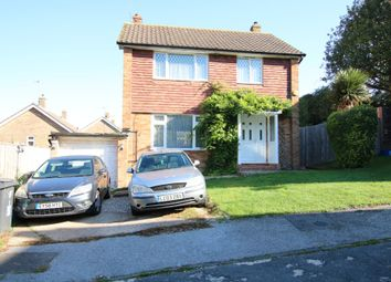 Thumbnail 3 bed detached house for sale in Exeter Close, Willingdon, Eastbourne