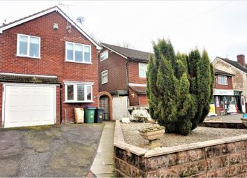 Thumbnail 3 bed detached house for sale in Blackberry Lane, Rowley Regis