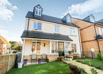 Thumbnail 5 bed detached house for sale in York Rise, Bideford