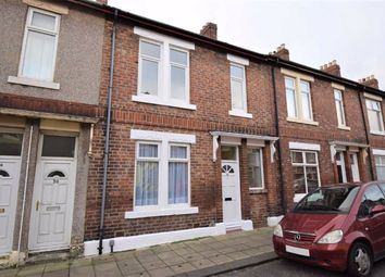 Thumbnail 3 bed terraced house for sale in Canterbury Street, South Shields