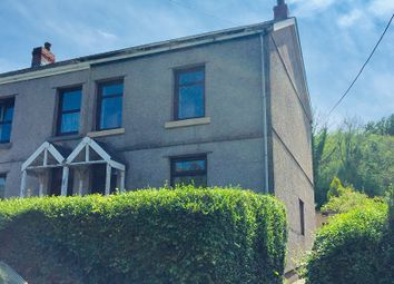 3 bed semi-detached house for sale in Neath Road, Ystradgynlais, Swansea. SA9
