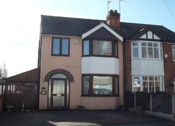 Thumbnail 3 bed property to rent in Charlbury Road, Wollaton, Nottingham