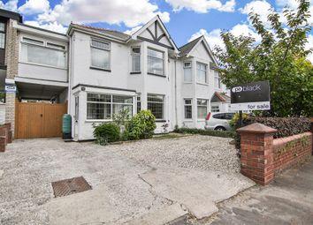 Thumbnail 4 bedroom semi-detached house for sale in Fidlas Road, Llanishen, Cardiff