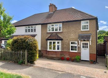 Thumbnail 4 bed semi-detached house for sale in Simmil Road, Claygate, Esher