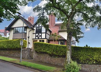 Thumbnail 4 bed detached house for sale in Glanmor Park Road, Sketty, Swansea