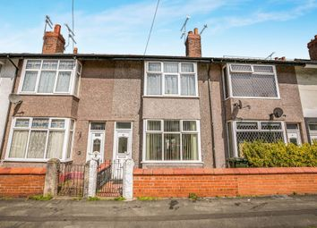 Thumbnail 3 bed terraced house for sale in Westminster Road, Ellesmere Port, Cheshire