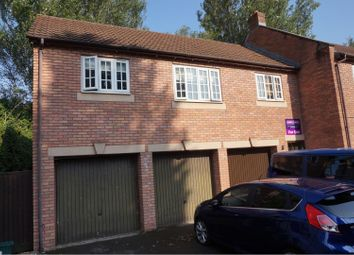 Thumbnail 1 bedroom property for sale in Sunnybank Court, Weston-Super-Mare