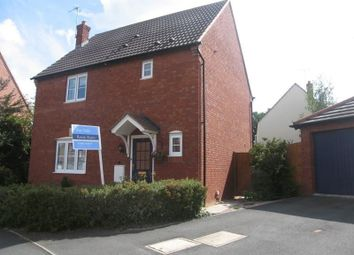 Thumbnail 3 bed detached house to rent in Woodland Piece, Evesham