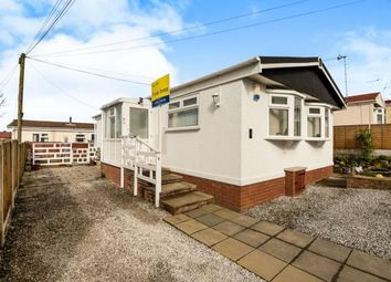 Thumbnail 2 bedroom mobile/park home for sale in Sunningdale Park, New Tupton, Chesterfield, Derbyshire