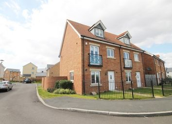 Thumbnail Property to rent in Bunting Lane, Portishead, Bristol