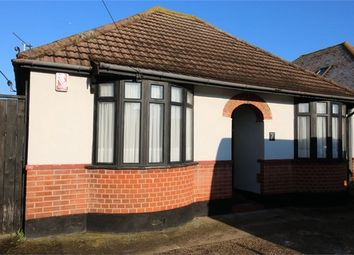 Thumbnail 2 bed detached bungalow to rent in Ash Road, Canvey Island, Essex
