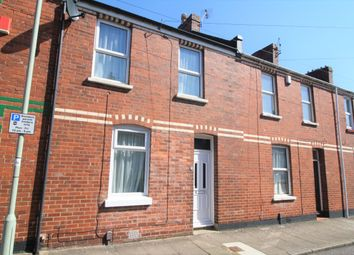 Thumbnail 3 bed terraced house for sale in Victor Street, Exeter