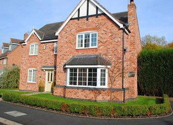 Thumbnail 4 bed detached house for sale in Buttercup Close, Huntington, Cannock, Staffordshire