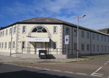 Thumbnail 2 bed flat for sale in Admiral House, Strand Street, Whitehaven, Cumbria