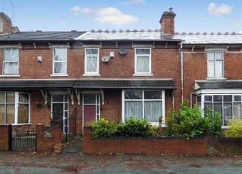 Thumbnail 4 bedroom terraced house for sale in Lea Road, Wolverhampton, West Midlands