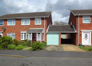 Thumbnail 3 bed property for sale in Lexington Close, Hemsby, Great Yarmouth