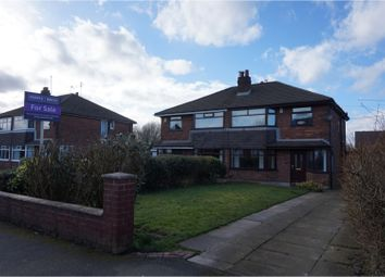 Thumbnail 3 bed semi-detached house for sale in Buersil Avenue, Rochdale