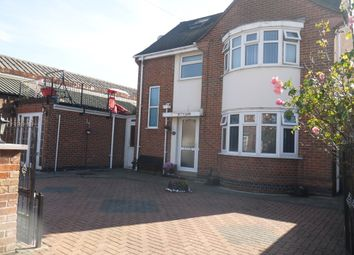 Thumbnail 5 bed detached house for sale in Prestwold Road, Leicester