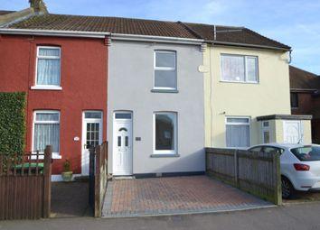 Thumbnail 3 bed terraced house for sale in Walderslade Road, Walderslade, Chatham
