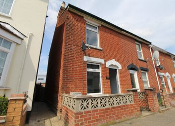 Thumbnail 2 bed end terrace house to rent in Kendall Road, Colchester