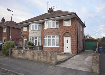 Thumbnail 3 bed semi-detached house for sale in Lilac Avenue, Kingsway, Derby