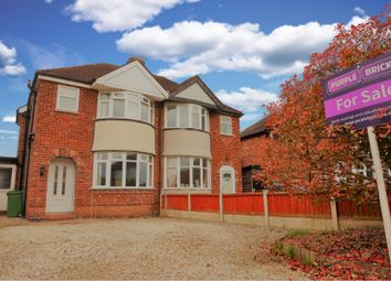 Thumbnail 3 bed semi-detached house for sale in Sundorne Crescent, Shrewsbury