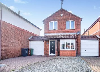 3 bed link-detached house for sale in Melbourne Road, Lincoln LN6
