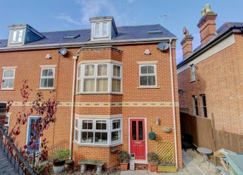 Thumbnail 4 bed town house for sale in Hadleigh Road, Ipswich