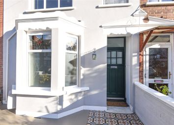 Thumbnail 3 bed terraced house for sale in Hermitage Road, Harringay, London
