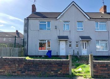 Thumbnail 3 bedroom town house for sale in 12 Northfield Road, Bootle, Merseyside