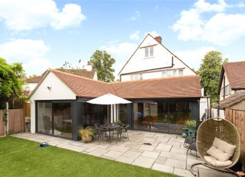 Thumbnail 5 bed detached house for sale in Grange Road, Bushey