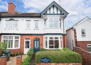 Thumbnail 4 bed end terrace house for sale in Spencer Avenue, Earlsdon, Coventry