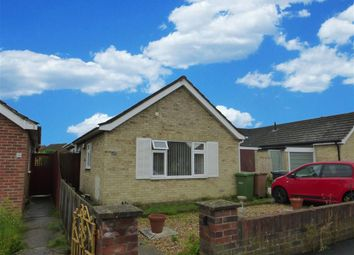 Thumbnail 2 bed bungalow to rent in Hemingford Crescent, Stanground, Peterborough