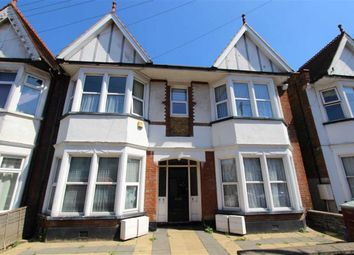 Thumbnail 1 bed flat to rent in Ramuz Drive, Westcliif On Sea, Essex