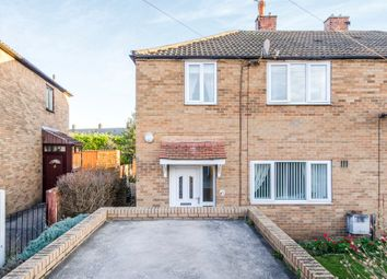 Thumbnail 3 bed semi-detached house for sale in Martin Wells Road, Edlington, Doncaster