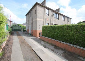 Thumbnail 2 bedroom flat for sale in Cardross Road, Broxburn