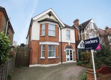 Thumbnail 5 bed detached house for sale in Ewell Road, Surbiton