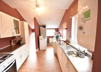 Thumbnail 4 bedroom maisonette to rent in Biddlestone Road, Newcastle Upon Tyne
