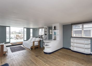 Thumbnail 3 bed houseboat for sale in Cheyne Walk, London